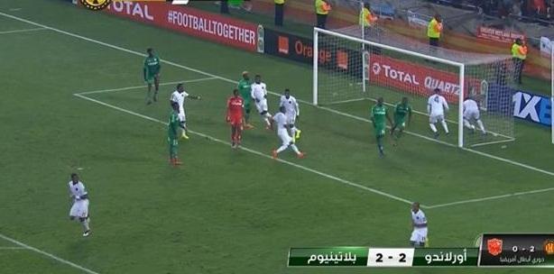 أهداف تعادل أورلاندو وبلاتينيوم 2-2 بدوري أبطال إفريقيا