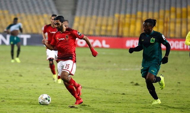 شاهد هدف فوز فيتا كلوب على الأهلي في دوري أبطال إفريقيا