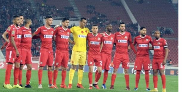 شاهد هدفا فوز أسيك على الوداد البيضاوي 0/2 بدوري أبطال إفريقيا