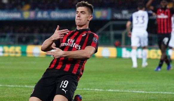 شاهد أهداف فوز ميلان على كييفو 2-1 بالدوري الإيطالي