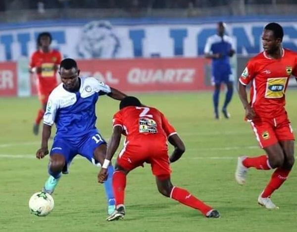 أهداف تعادل الهلال السوداني وكوتوكو 1-1 بالكونفدرالية