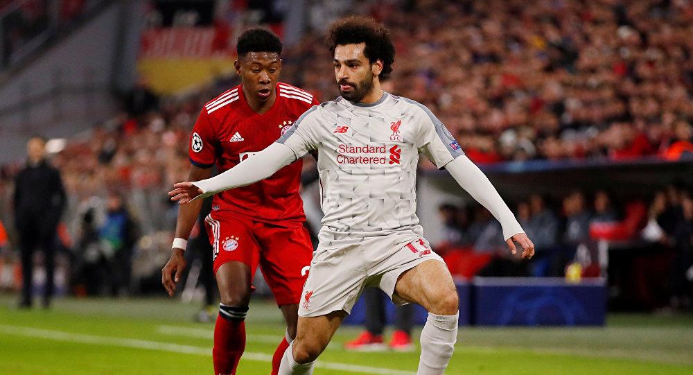 شاهد أهداف فوز ليفربول على بايرن 3-1 بدوري أبطال أوروبا
