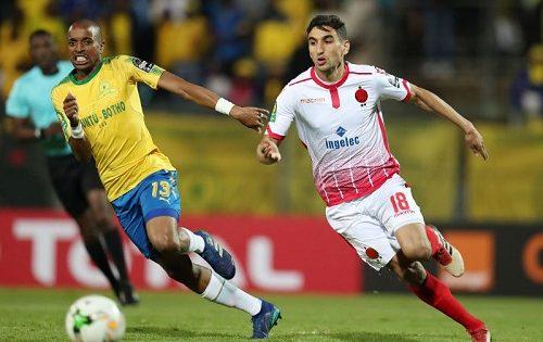 شاهد هدف فوز الوداد على صن داونز في دوري أبطال إفريقيا