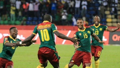 أهداف فوز الكاميرون على جزر القُمر 3-0