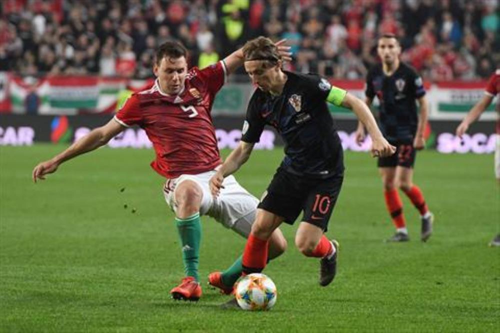 ملخص فوز المجر على كرواتيا 2-1 تصفيات يورو 2020