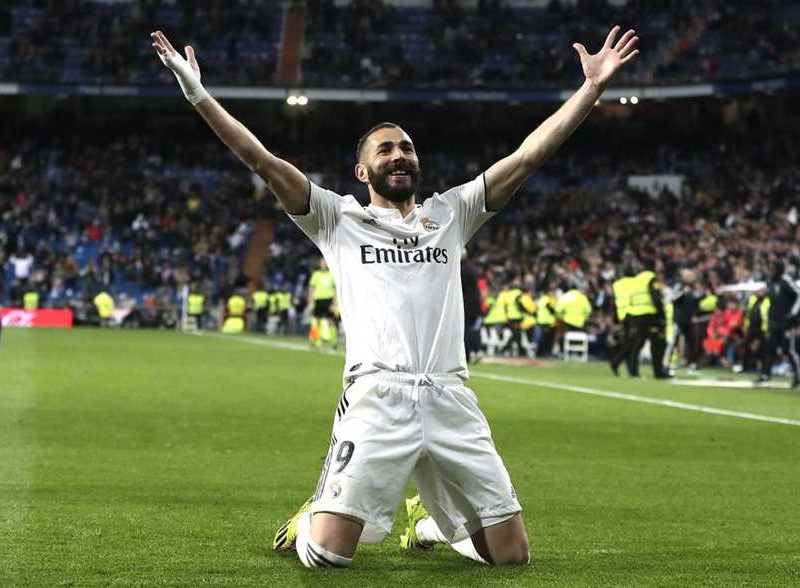 أهداف فوز ريال مدريد على ويسكا 3-2
