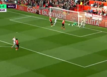 أهداف فوز مانشستر يونايتد على وست هام 2-1