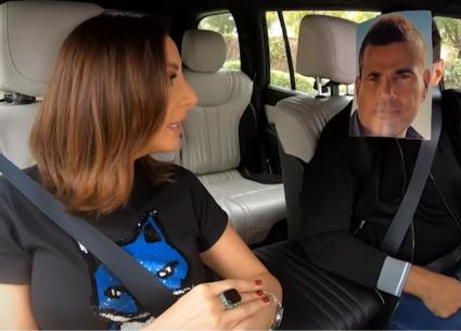 "أنغام تفاجأ بحضور لعمرو دياب في ""Carpool Karaoke بالعربي""..شاهد ماذا قالت له"