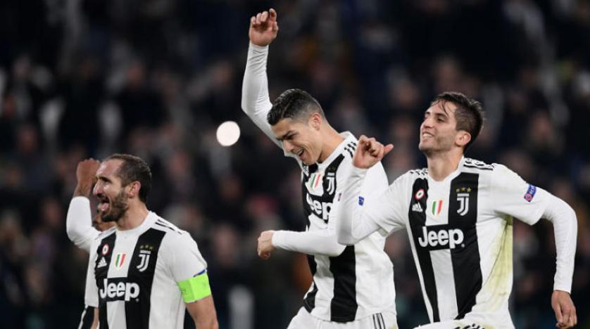 أهداف فوز يوفنتوس على فيورنتينا 2-1 ويتوج بطلا للدوري الإيطالي