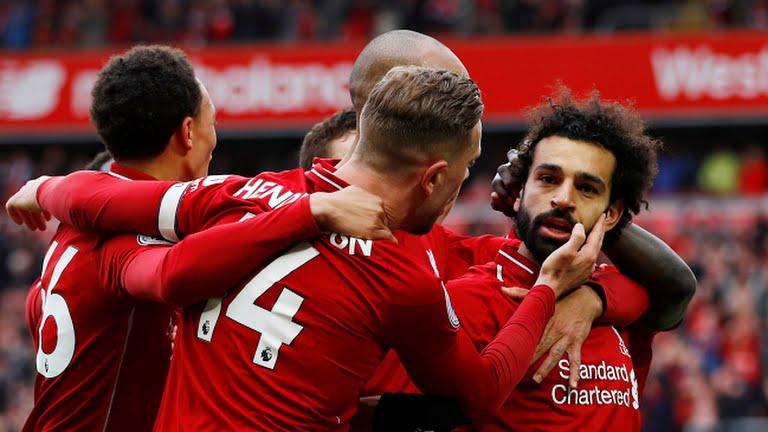 أهداف فوز ليفربول على هدرسفيلد 5-0