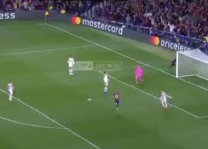 أهداف فوز برشلونة على ليفربول 3-0 في دوري أبطال أوروبا