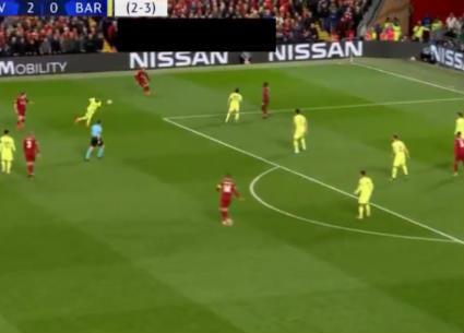 أهداف فوز ليفربول على برشلونة 4-0 في نصف نهائي أبطال أوروبا