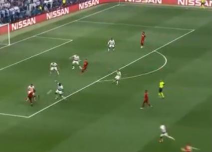 هدفا فوز ليفربول على توتنام.. نهائي دوري أبطال أوروبا
