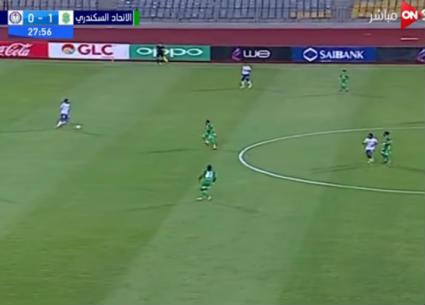 أهداف فوز الاتحاد السكندري على سموحة 3-1