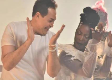 حكيم وفيمي كوتيه ودوبيه معا في أغنية افتتاح كأس الأمم الإفريقية 2019