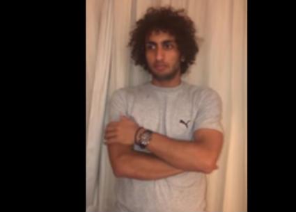 عمرو وردة يعتذر للجمهور