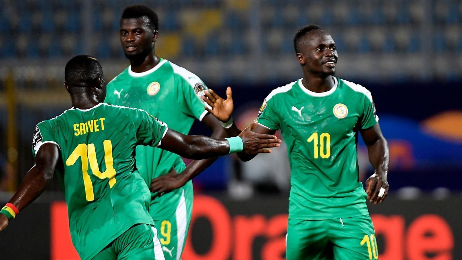 شاهد هدف ساديو مانيه بفوز السنغال على أوغندا