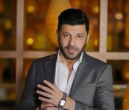 إياد نصار يستغني عن لحيته وشاربه بسبب دور جديد