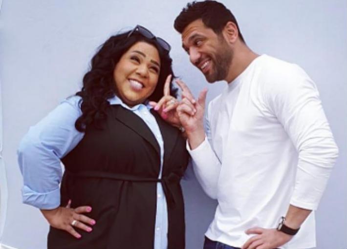 """حسن الرداد: التمثيل مع شيماء سيف """"كله ضحك"""""""