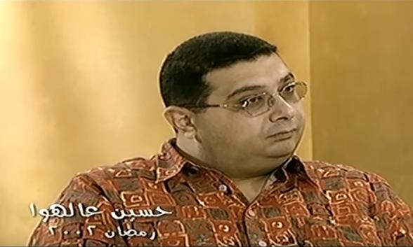 """مقلب حسين الإمام في ماجد الكدواني """"على الهوا"""""""