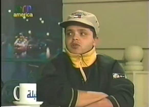حوار لمحمد هنيدي مع هالة سرحان منذ 22 عامًا.. هل تغيرت ملامحه؟