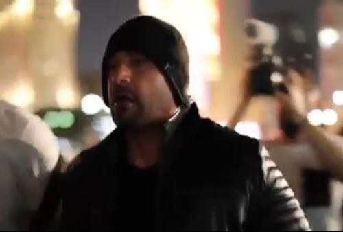 كواليس مشاركة أحمد السقا في فيلم تامر حسني الجديد