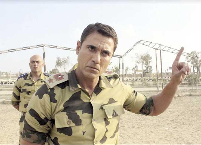 """أحمد عز يعلن بدء التحضير لفيلم """"الممر 2"""""""