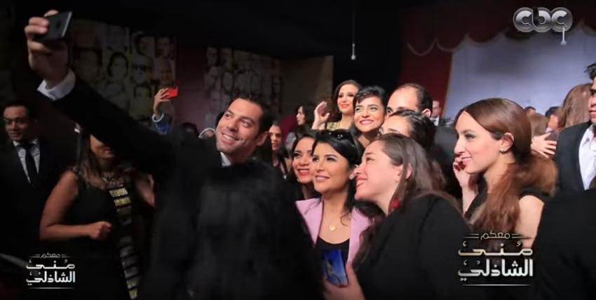 """رأي منى الشاذلي في عرض """"سينما مصر"""" المسرحي"""