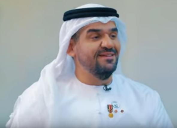 سر إتقان حسين الجسمي للهجات العربية المختلفة
