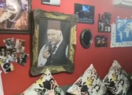 غرفة محمد ثروت تثير استغراب عمرو أديب