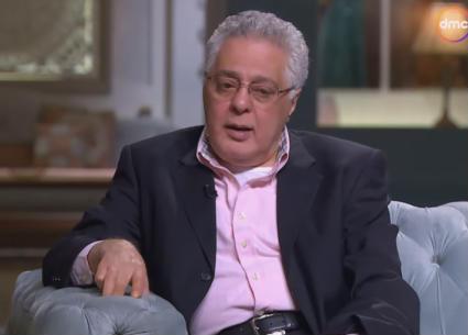 """توفيق عبد الحميد: دخلت اختبار معهد الفنون المسرحية بـ""""ستايل"""" تشي جيفارا"""