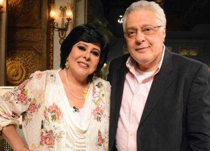 """إسعاد يونس تكشف سرا عن حلقة توفيق عبد الحميد في """"صاحبة السعادة"""""""