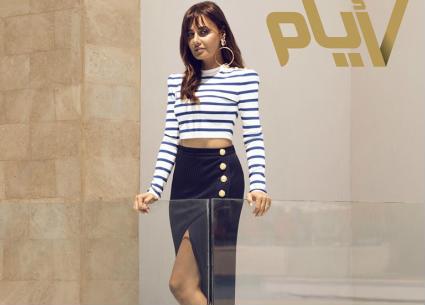 حلا شيحة ترد باللبناني على منتقدي جلسة تصويرها