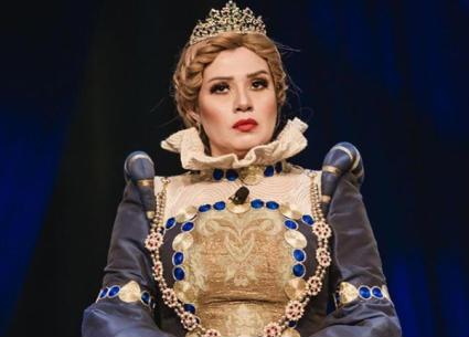 """هكذا تغلبت رانيا فريد شوقي على عقبة الفصحى في """"الملك لير"""""""