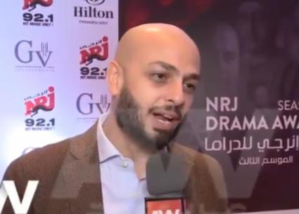 """أحمد مراد: لم أتناول حبوب هلوسة لكتابة """"الفيل الأزرق"""""""