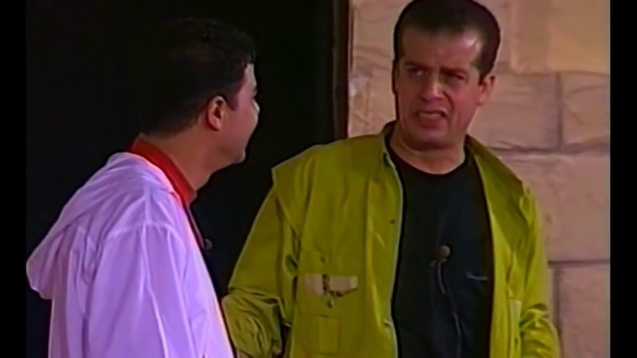 """شريف منير يكشف مقلب مدحت صالح في كواليس """"حزمني يا"""""""