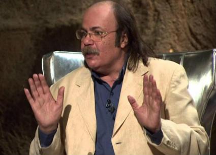 """أحمد آدم يذكر طلعت زكريا بنوادره في مسلسل """"النوة"""""""