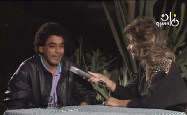 لقاء نادر - محمد منير يكشف سر حبه للسفر باستمرار