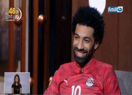 شبيها محمد صلاح ومحمد حماقي في ضيافة عمرو الليثي