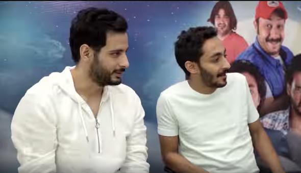 """أبطال فيلم """"إنت إيه"""" يعترفون باقتباسه من فيلم هندي"""