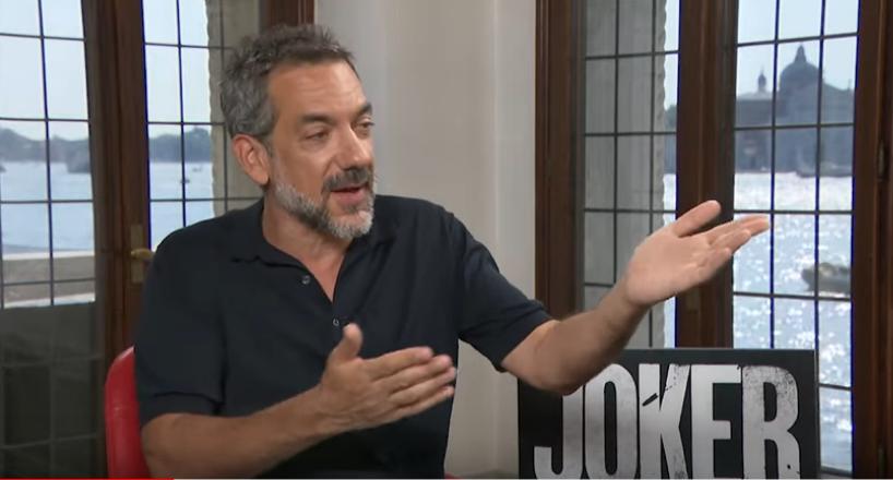مخرج فيلم Joker يتحدث عن تجربة العمل مع واكين فينيكس ودينيرو