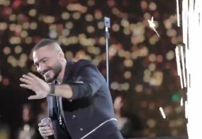 تامر حسني: فخور بافتتاح حفلات موسم الرياض