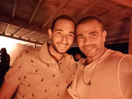 """أحمد الروبي: عمرو دياب قال لي """"سقفة"""" ستنجح"""