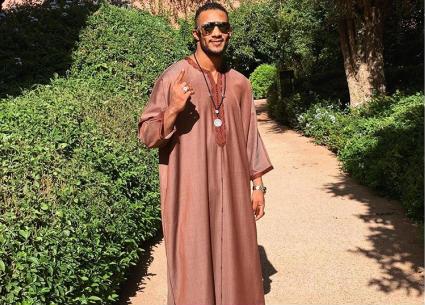 """""""السلطان""""..جمهور محمد رمضان يحتشد لتحيته في مراكش"""