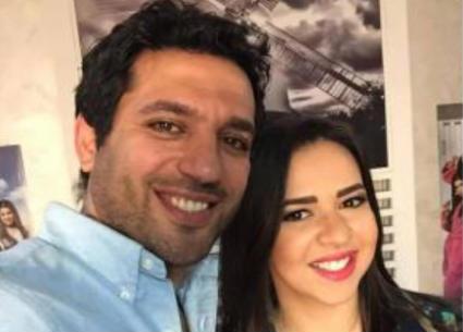 دنيا سمير غانم تصف مشاجرات إيمي وحسن الرداد