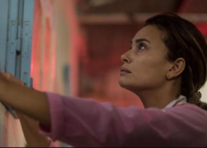 """الشخصية الحقيقية في """"نورا تحلم"""": هند صبري بكت في """"الجونة"""" وأنا بكيت في الدار"""