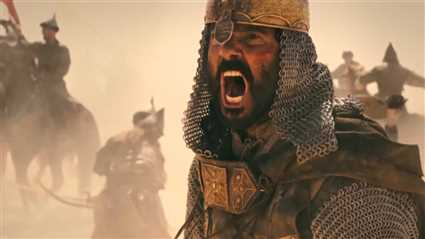 """معركة جديدة كل يوم..جولة داخل كواليس تصوير """"ممالك النار"""""""