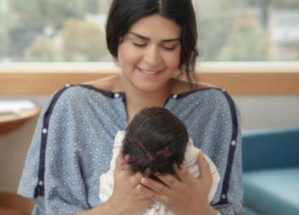 سلمى رشيد: الأمومة أجمل مرحلة في حياتي
