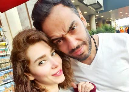 زوجة رامي جمال تكشف كواليس عودتها للغناء بدويتو معه