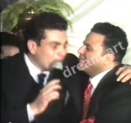"""لقاء نادر - عمرو دياب من فرح محمد فؤاد """"تؤأمي وأخويا"""""""